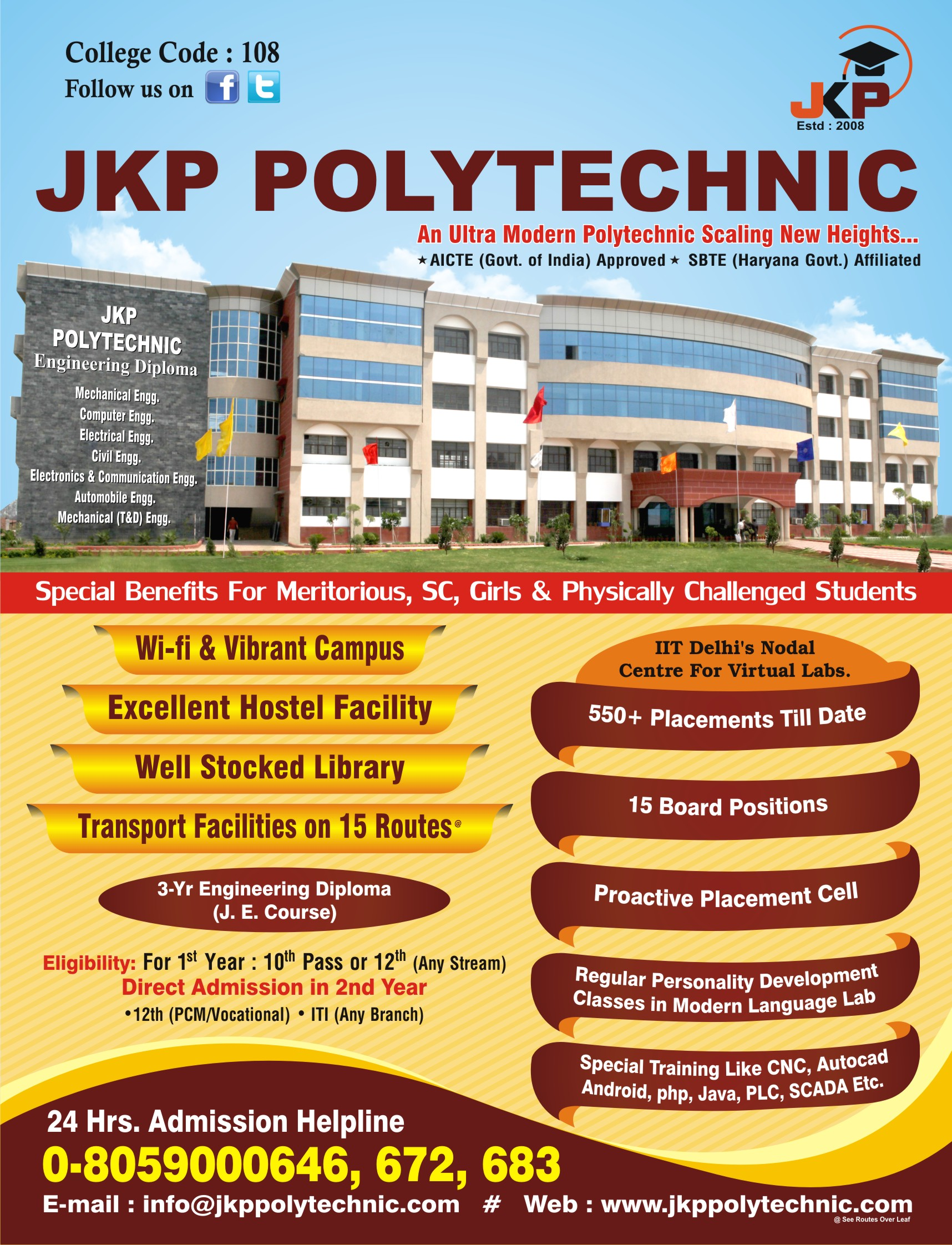 JKP Pamplate 2017-18